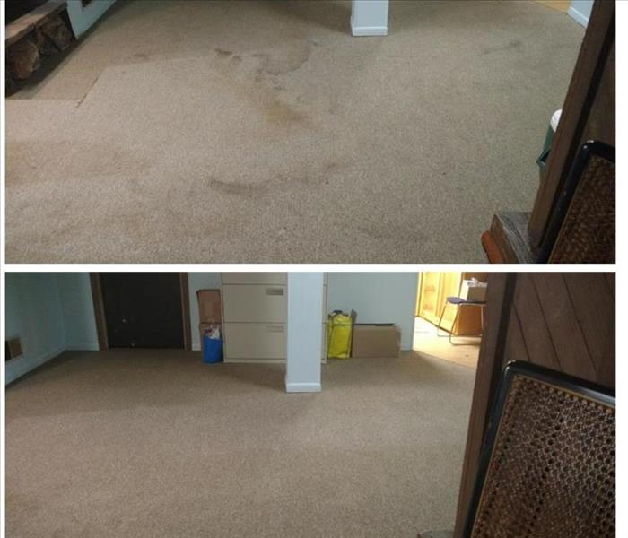 Commercial We do commercial carpet cleaning