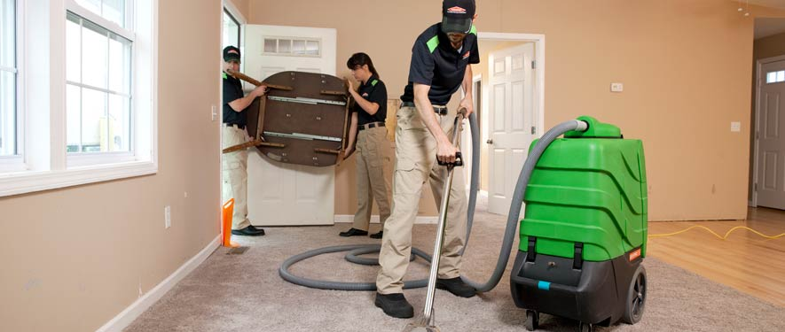 Troy, IL residential restoration cleaning